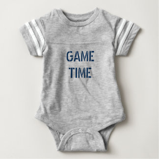 Game Time Baby Bodysuit