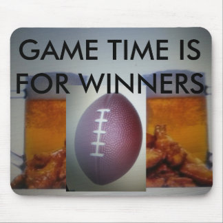 GAME TIME Mousepad