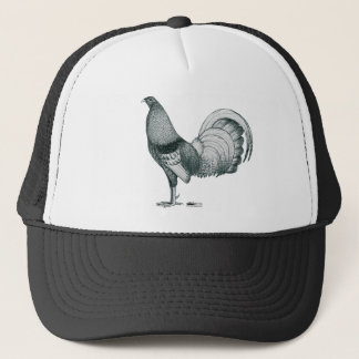 Gamecock Crele or Dom Trucker Hat