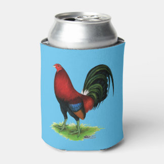 Gamecock:  Dark Red Can Cooler
