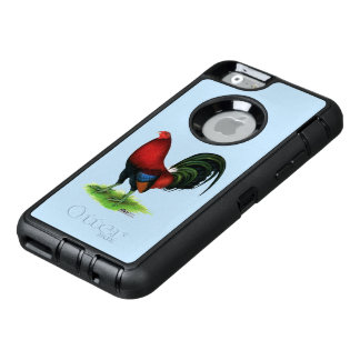 Gamecock:  Dark Red OtterBox iPhone 6/6s Case
