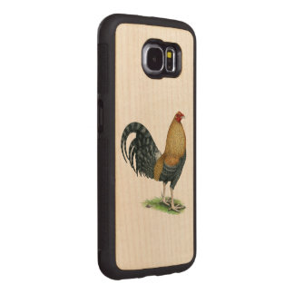 Gamecock:  Dom or Crele Wood Phone Case