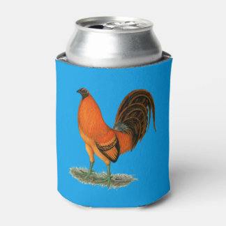 Gamecock Ginger Red Rooster Can Cooler