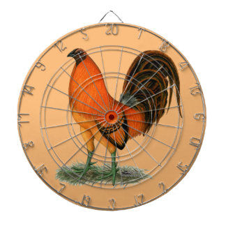 Gamecock Ginger Red Rooster Dartboards