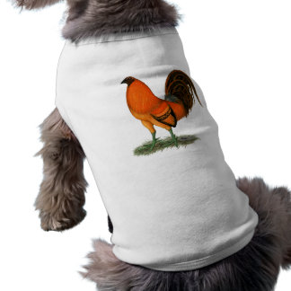 Gamecock Ginger Red Rooster Shirt