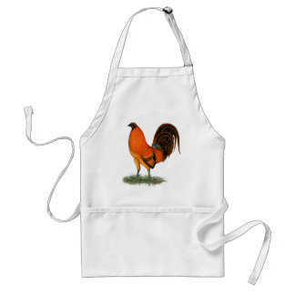 Gamecock Ginger Red Rooster Standard Apron