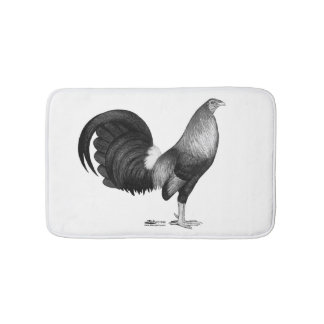 Gamecock Red Hatch Bath Mat