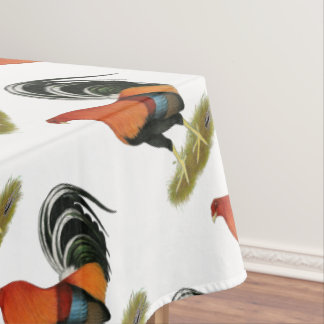 Gamecock Wheaten Rooster Tablecloth