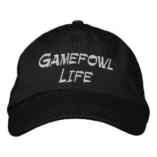 Gamefowl Life Adjustable Hat