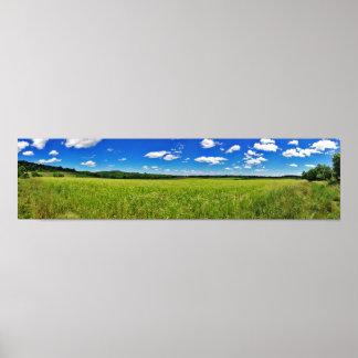 Gameland Panorama Poster