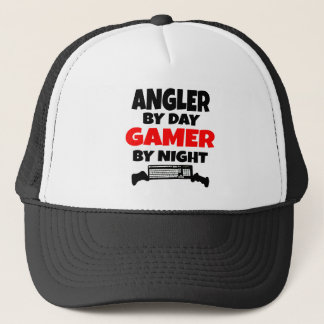 Gamer Angler Trucker Hat