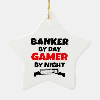 Gamer Banker Ceramic Star Decoration