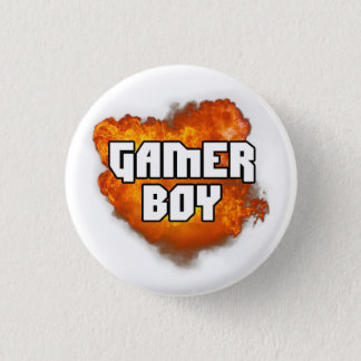 GAMER BOY BADGE