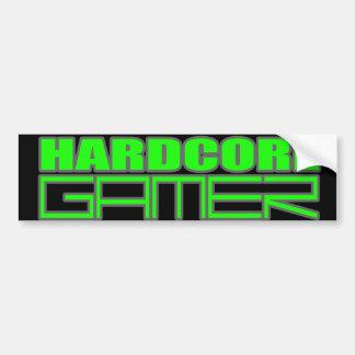 Gamer Bumper Sticker
