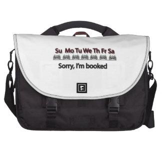 Gamer Calendar Bag Laptop Bags