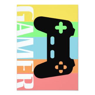 Gamer Card