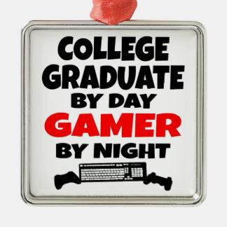 Gamer College Graduate Ornament