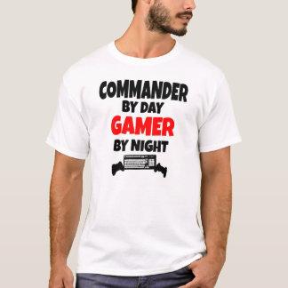 Gamer Commander T-Shirt