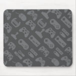 Gamer Controller Pattern Mouse Pads