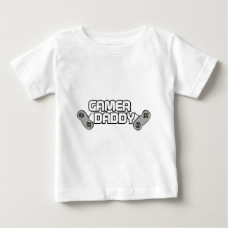 Gamer Daddy Logo Baby T-Shirt