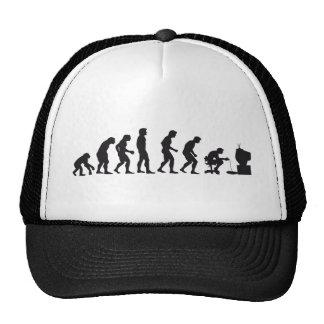 Gamer Evolution Mesh Hat