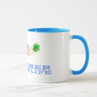 Gamer for Life • 15 oz. Mug