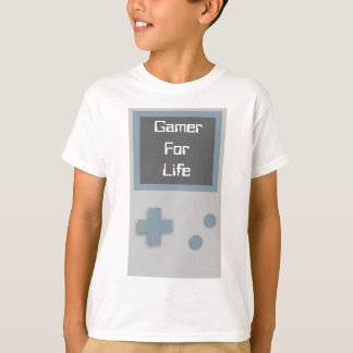 Gamer for Life Children's T-shirt