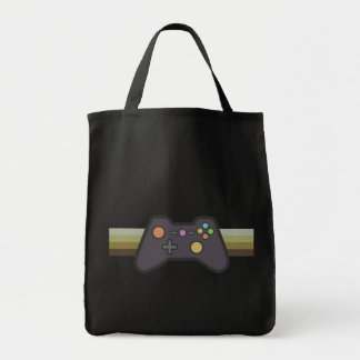 Gamer Grocery Tote Bag
