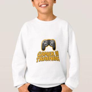 Gamer In Trainiing - Controller Sweatshirt
