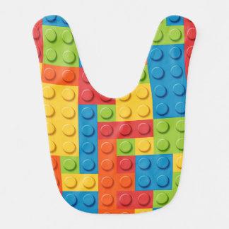 Gamer - Interlocking Bricks Bib