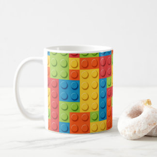 Gamer - Interlocking Bricks Coffee Mug