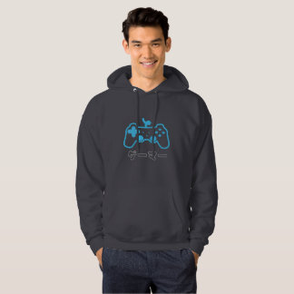 Gamer kawaii hoodie