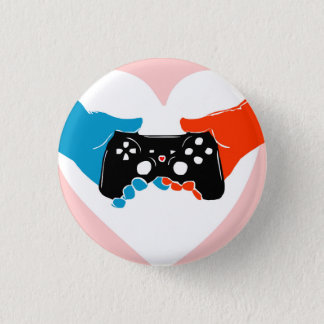 GAMER LOVE BADGE