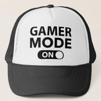 Gamer Mode On Trucker Hat