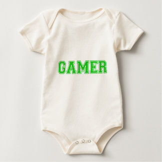 Gamer Most wanted Baby Bodysuit