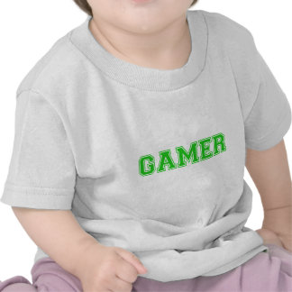 Gamer Most wanted T-shirts