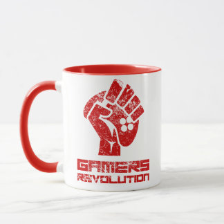 Gamer Mug revolution
