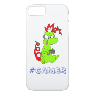 #Gamer Phone Case