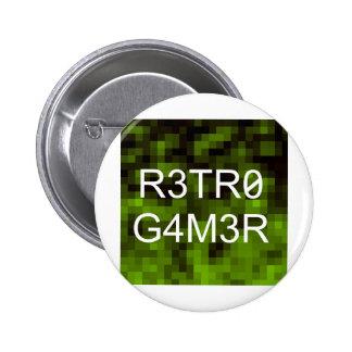 GAMER png Pin