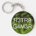 GAMER.png Key Chains
