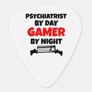 Gamer Psychiatrist Plectrum