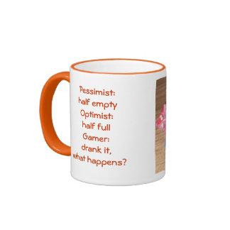 gamer s chalice of wonder coffee mugs