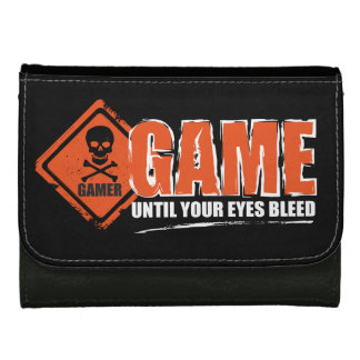 Gamer wallet, a unique gift for the gamer! women's wallet