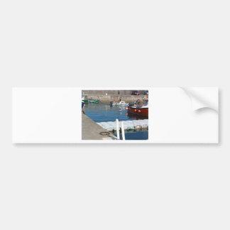 Gamerie fun designs gamerie harbour bumper stickers
