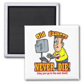 Gamers Refrigerator Magnet