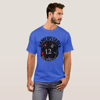 Gamerstable Podcast d12 Logo T-Shirt