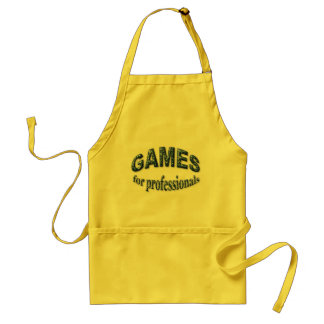 Games for Professionals Standard Apron