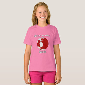 Games Girls' Hanes TAGLESS® T-Shirt