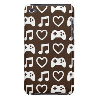 Games Music Love 4 iPod Touch Case