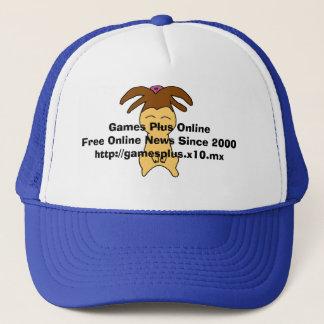 Games Plus Online Hat
